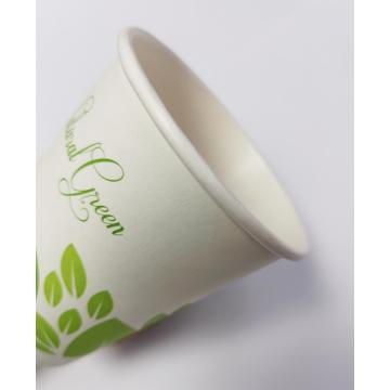 10oz Compostable Disposable Coffee Tea Paper Hot Cups