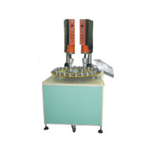 Automatic Rotary Ultrasonic Plastic Welder
