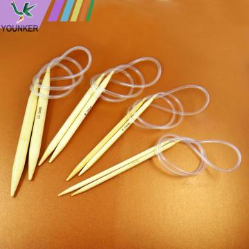 Factory direct wood crochet hook