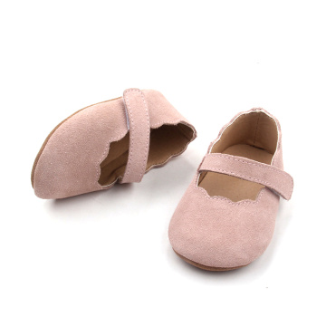 Wholesale Fastener Girls Dress Ballet Footwear Shoes