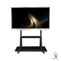 70 Inches All-In-One Touchscreen with mobile stand