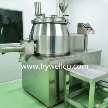 Wet Starch Mixer Granulator