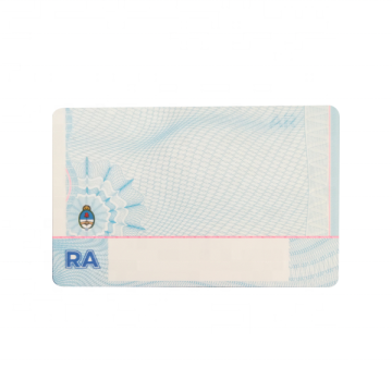 Printable Rfid D21 Blank Card for Access Control