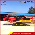Dingli Construction Machinery Crawler Hydraulic Drilling Rig