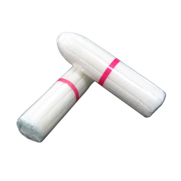 rayon or organic cotton digital tampons