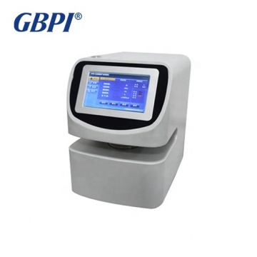 High quality  breathable fabrics air flow resistance and differential pressure tester/mask air permeability tester