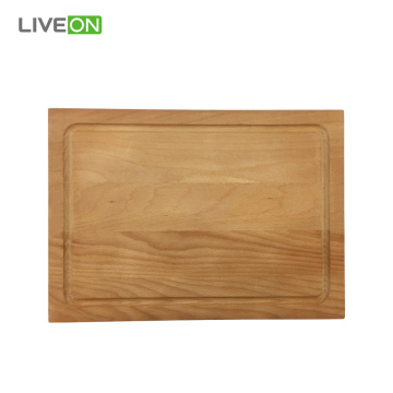 Rectangle Custom Beech Wood Cutting Board