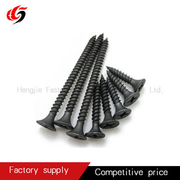 the low price black drilling screw