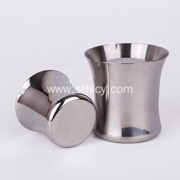 Home And Offices Accessories Stainless Steel Ashtray