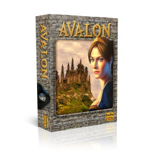 New Board game Resistance Avalon Indie Family Interactive Full English Board Game Card Children's Educational Toys