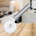 Non-slip Handle Stainless Steel Pizza Cutter Wheel