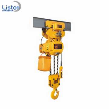 Motor Trolley Type 5 ton Electric Chain Hoist