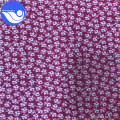 polyester Mini Matt print fabric