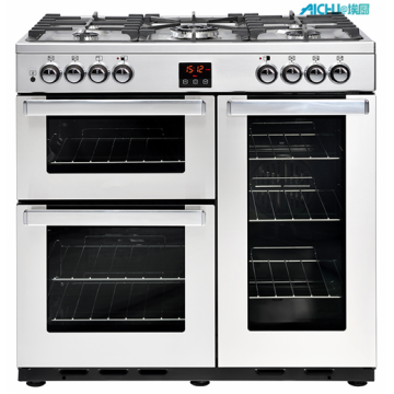 Cookers Range Dual Fuel Freestanding Cooker