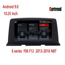 6 serie F06 F12 Multimedia Headunit