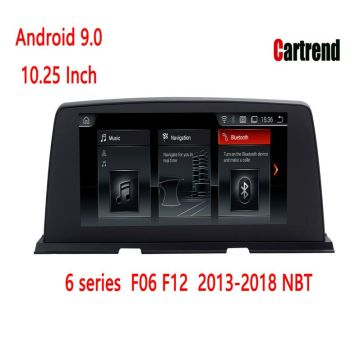 6 seriyası F06 F12 Multimedia Headunit