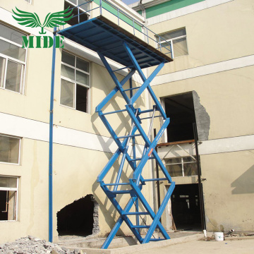 Fix in-Ground Scissor Lift Platform for sale