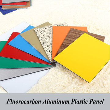 Resin-Coated Fluorocarbon Aluminum Plastic Panel Sheet