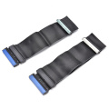 2PCS/lot Hard Disk And Parallel Port Line IDE Hard Drive Optical Drive Data Cable Standard 80-core ATA100 Hard Drive Data Cables