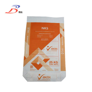 BOPP Laminated Fertilizer PP Sack