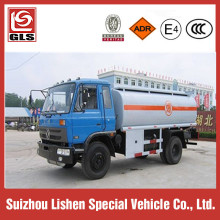 Dongfeng Europe 2 Oil Truck Fuel Tanker