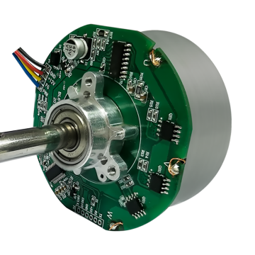24V BLDC Motor, 800W Brushless DC Servo Motor for Sewing Machine & 12 V DC Brushless Motor Outer Rotor Customizable