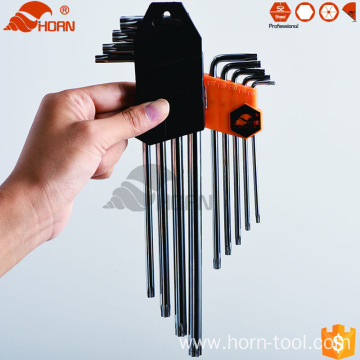 Cr-v Hex Key Wrench