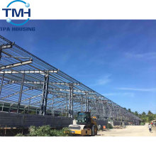 steel structure workshop / hangar fabrication