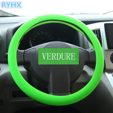High Quality Silicone Car Auto Steering Wheel Cover