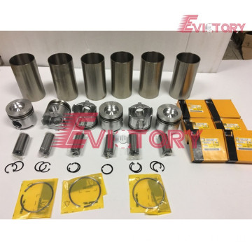 CATERPILLAR spare parts 3406 cylinder liner sleeve kit
