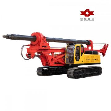 Dingli manufactures diesel water well rotary drilling rig