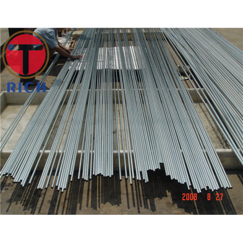 Welded Precision Steel Tubes Machinery Industry Boiler Pipe