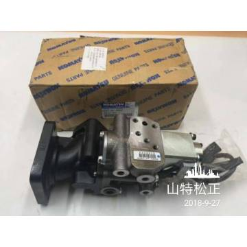 PC400-8 EGR Valve Assembly 6261-41-4900 komatsu excavator parts