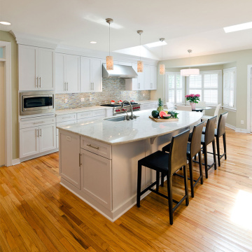 2019  kitchen cabinet solid wood kitchen furniture