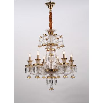 European Style Luxurious Living Room K9 Crystal Chandelier