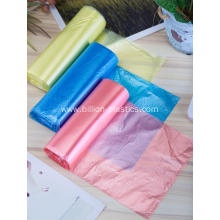 Star Seal Garbage Bag with colors