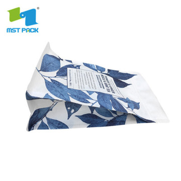 250g 500g Compostable Bags With seal zipper