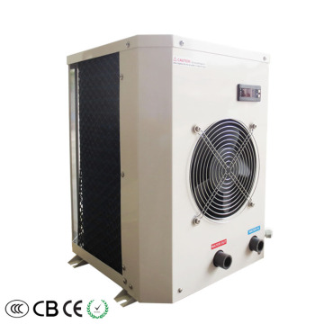 Small Air to Water Heat Pump for Pool
