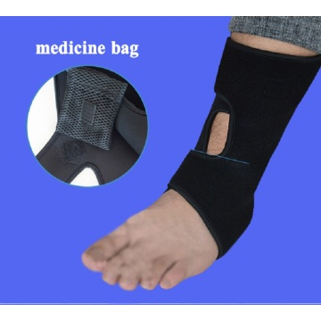 Padded wholesale black ankle socks weights straps