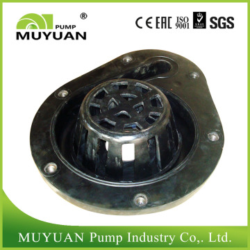 Vertical Rubber Slurry Pump Wet Parts