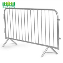 crowd control barrier gate approved galvanized steel traffic barrier