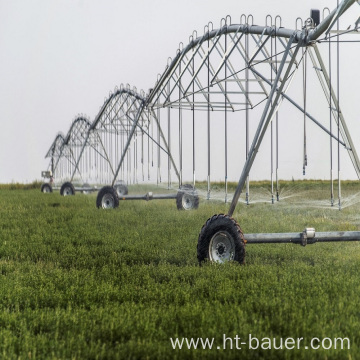 Agricultural Farm Linear Pivot Irrigation Machinery For Sale