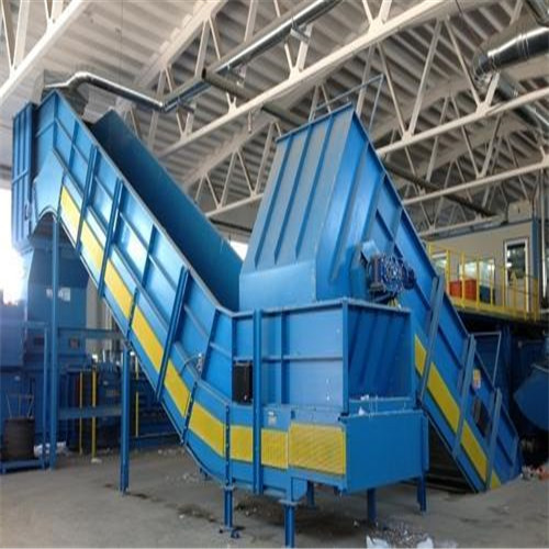 Waste Paper Conveyors