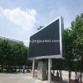 Outdoor LED Display P6 Resolution Panel Price