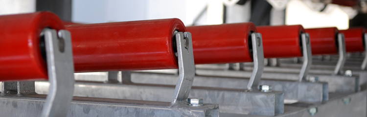 conveyor bearing rollers