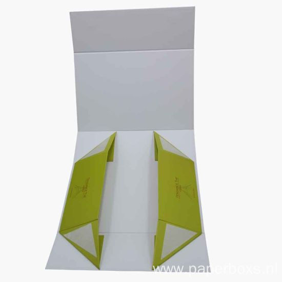 Luxury Customized Rigid Paper Gift Packaging Box
