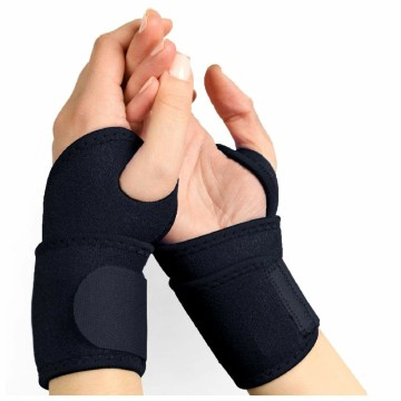 Neoprene Adjusable Carpal Tunnel Night Wrist Brace