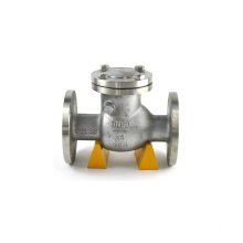 316 stainless steel swing type check valve high pressure manufacture provide
