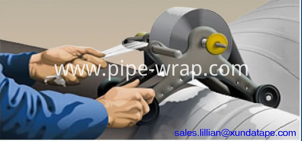 anticorrosion pipe wrap tape566