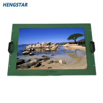 21.5 Inch Waterproof Industrial Rugged Monitor